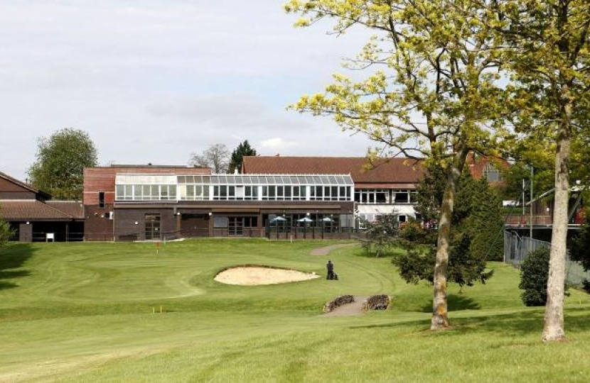 Bushey Country Club