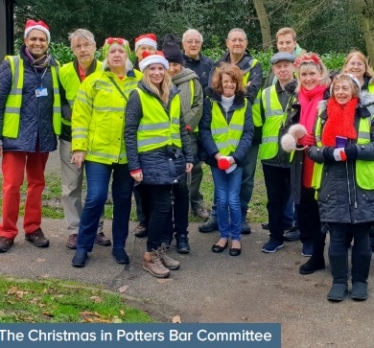 Chritmas in Potters Bar Comittee
